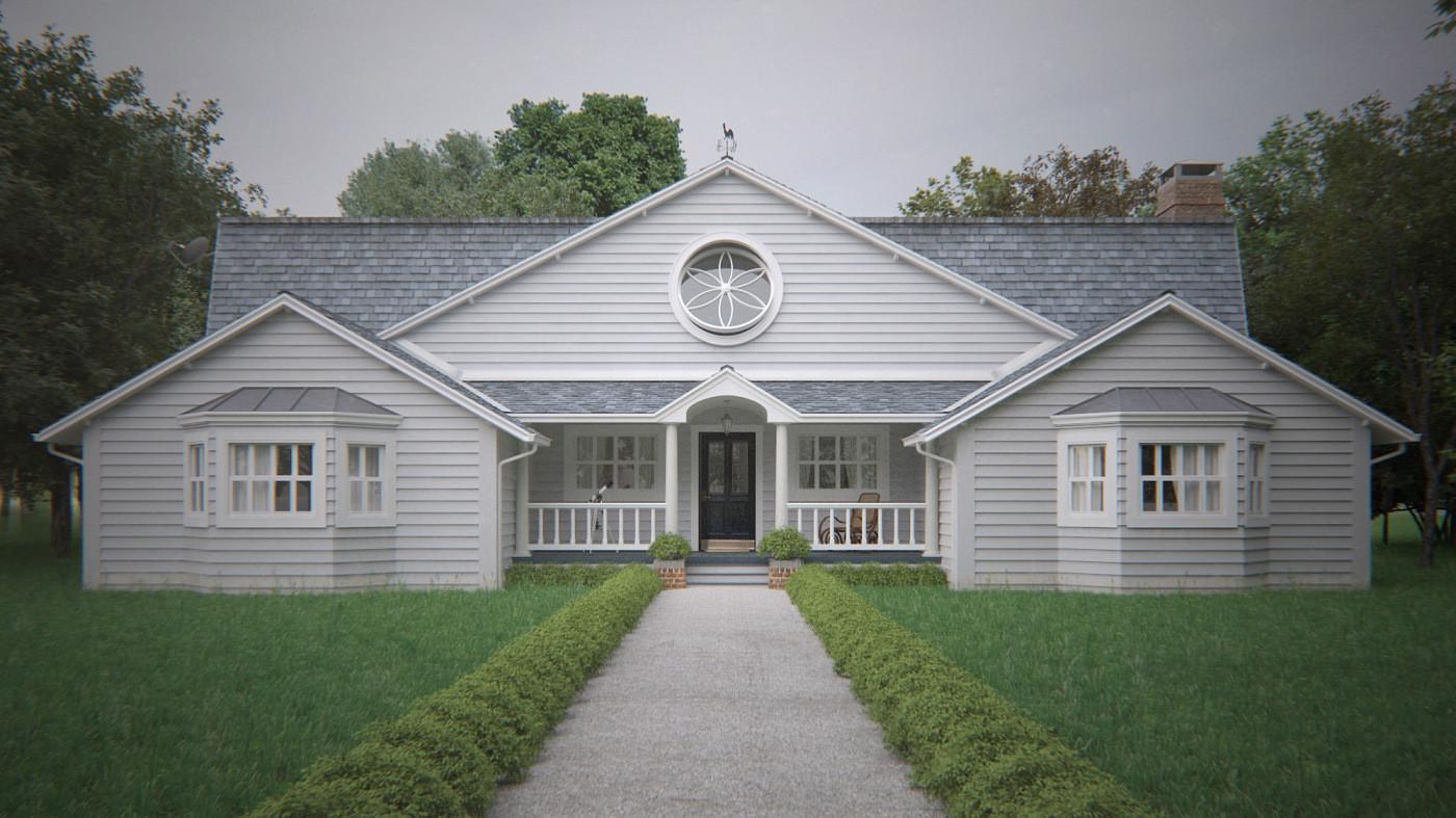 Ricardo eloy casa americana overcast