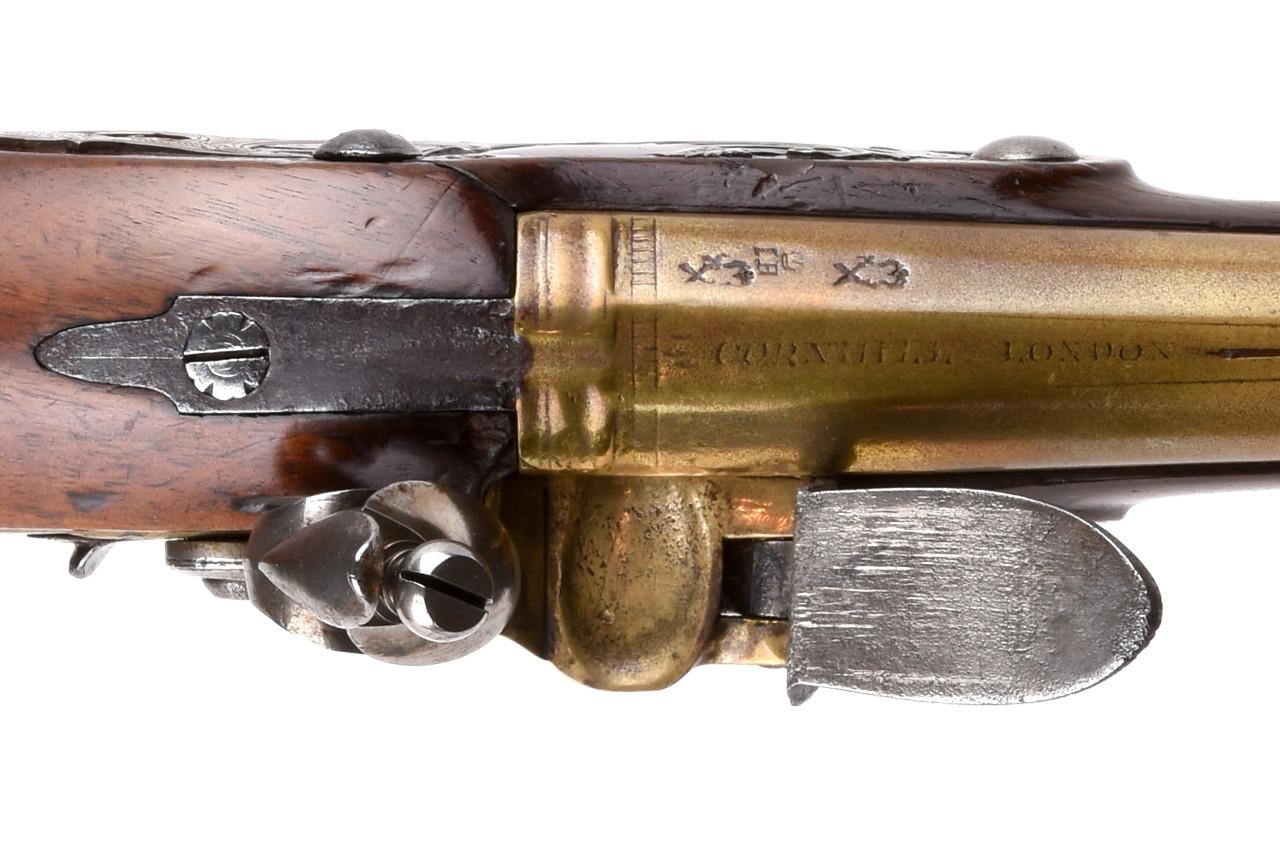 Artstation Photos Of Brass Barreled Flintlock Holster Pistol By