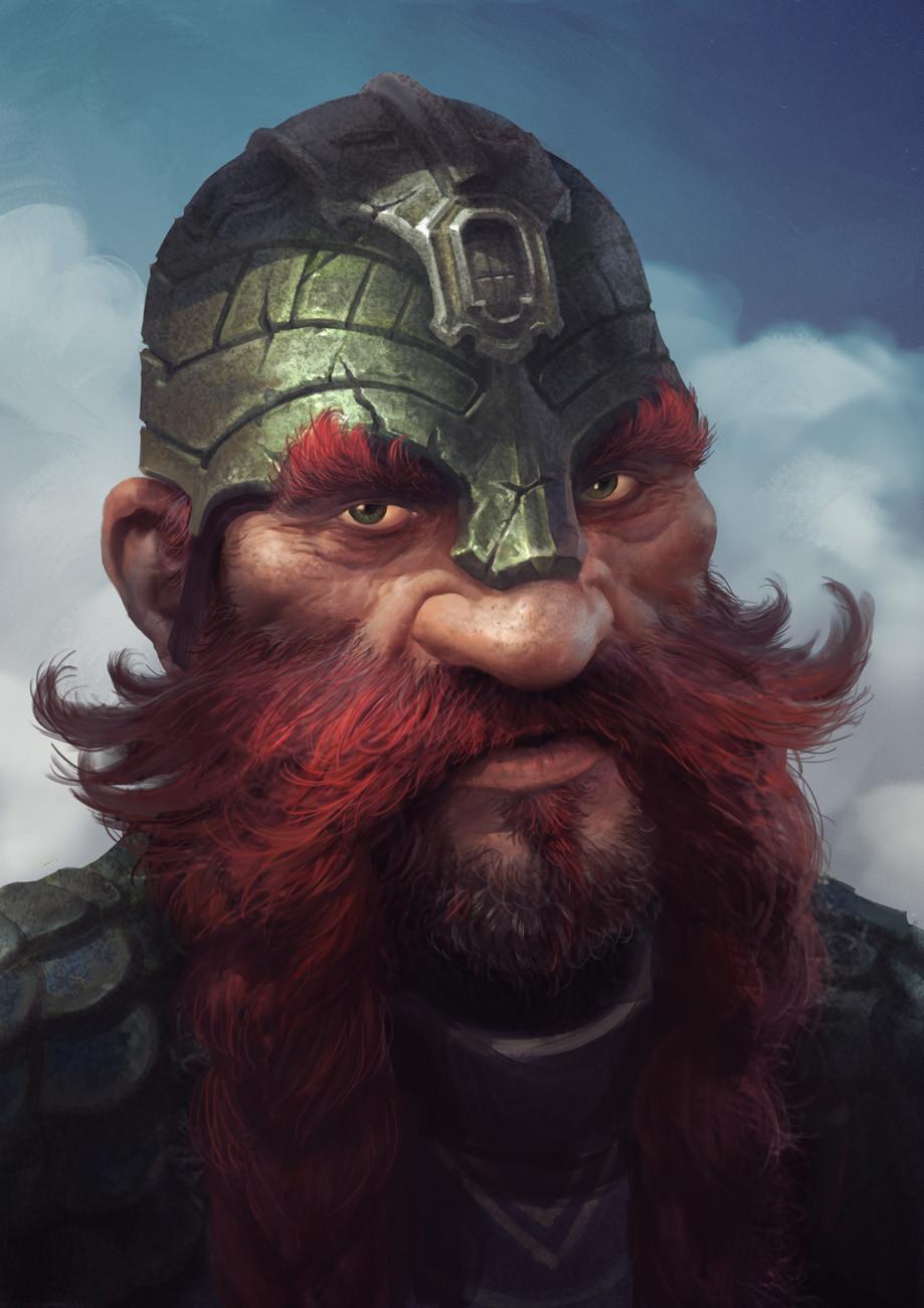 Miroslav petrov dwarf1