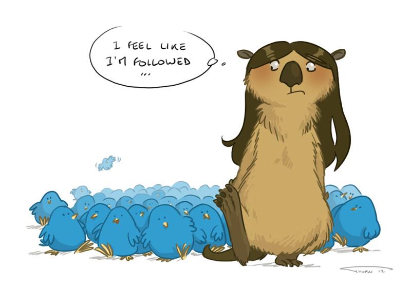 Thorn bulle otter twitter