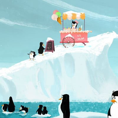 Heloise labbe pinguins food truck lowhdweb