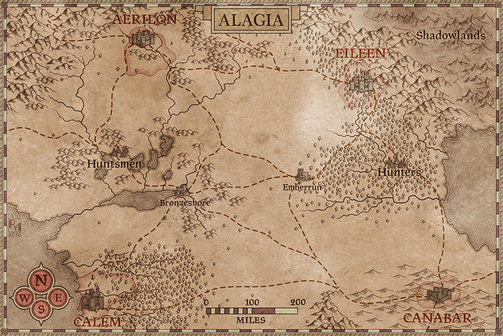 Robert altbauer taylor evans map