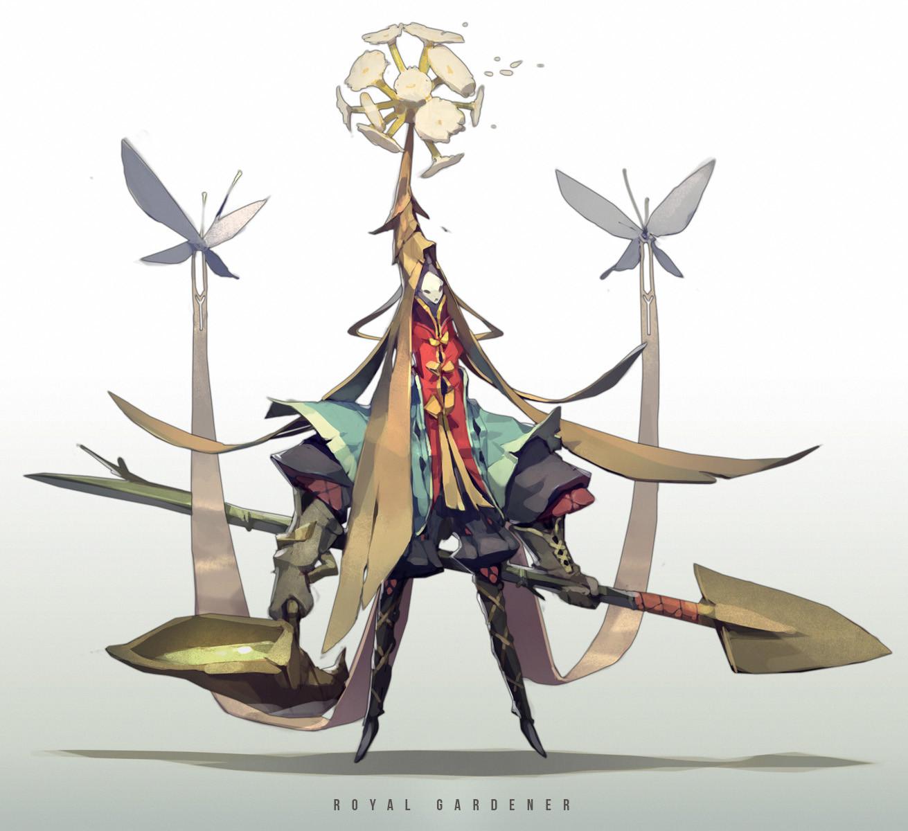 Tan zhi hui gardener4