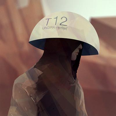 Peter gregory 16 08 19 helmet