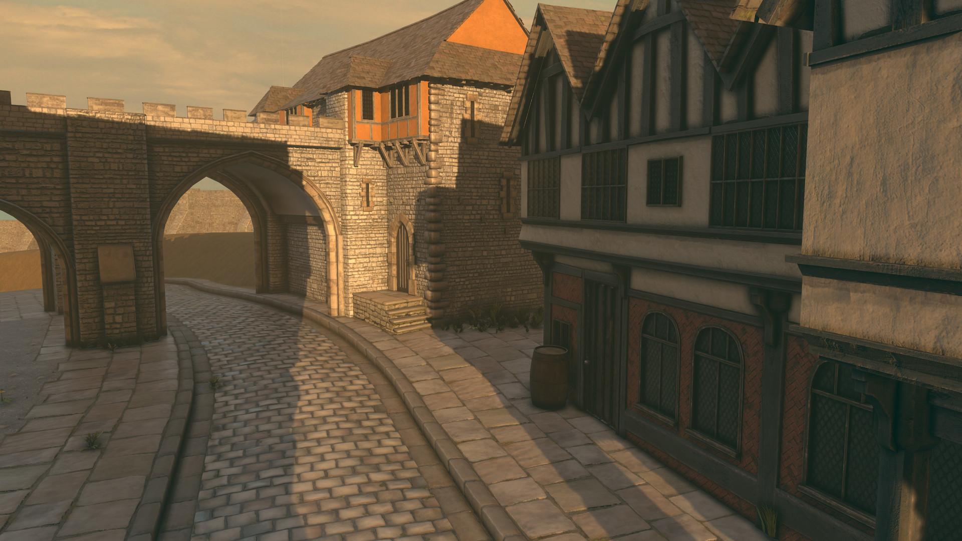 Alex voysey tudorstreet house and gatehouse