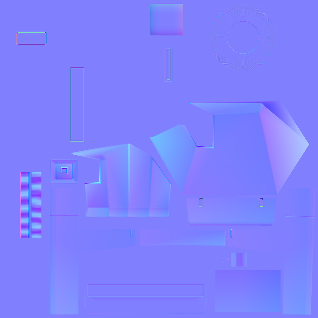 Jonathan lauer normal map 01