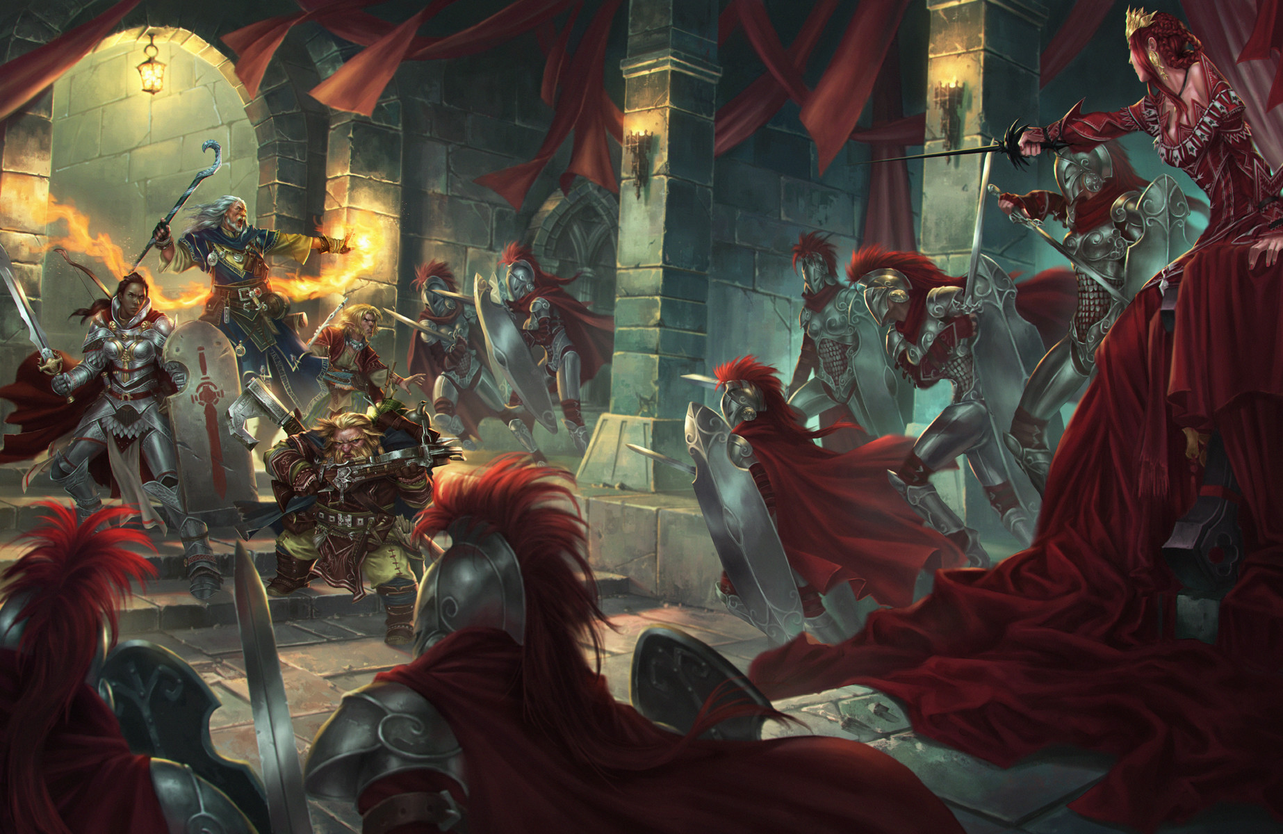 Lie setiawan attack on the crimson liesetiawan paizo