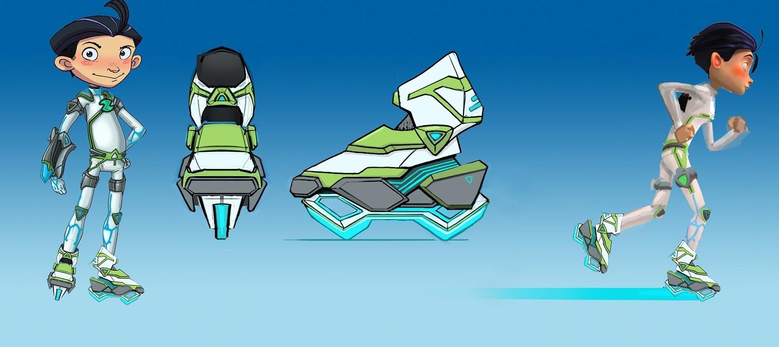 Jose cua skate jet boots 01
