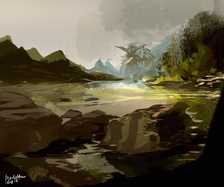 Benedick bana landscape 103 lores