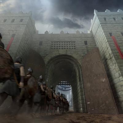 Joseph diaz gibeah gate v1