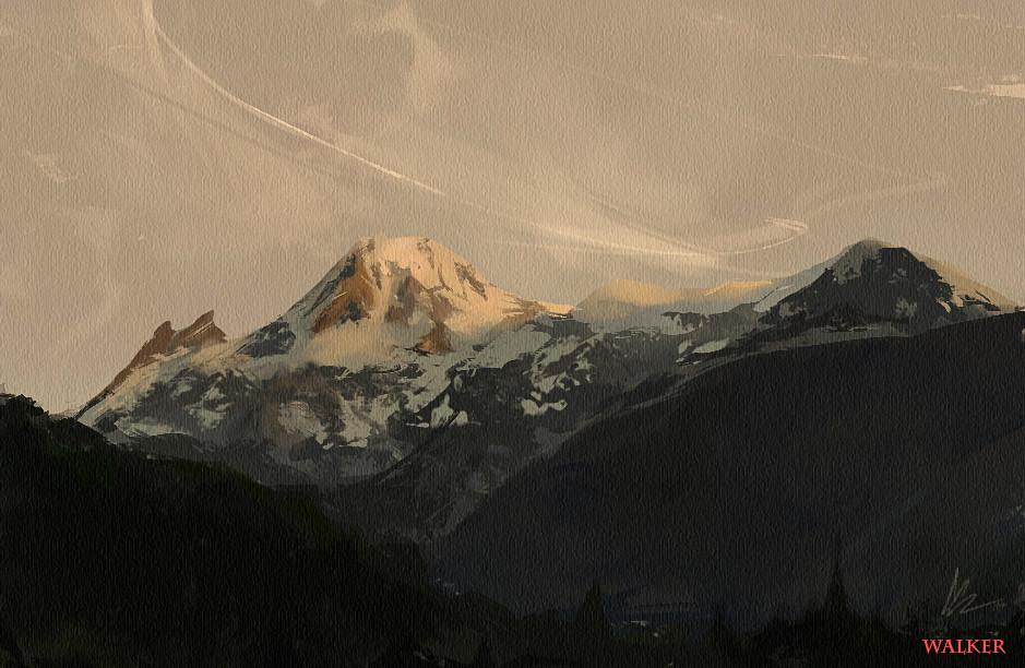 Temarius walker temarius walker mountain 01