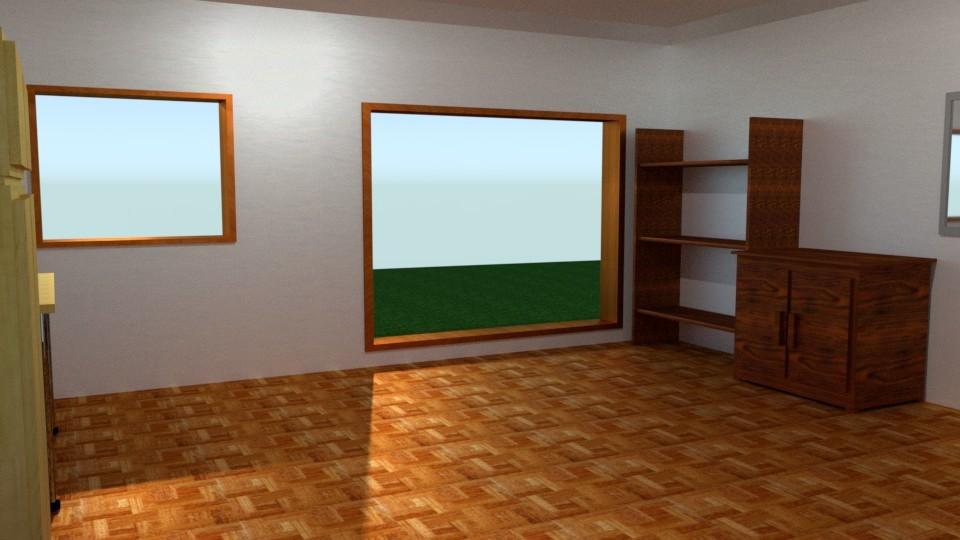 Simple Hall 2