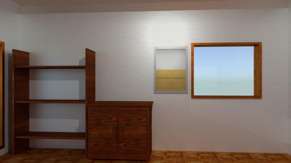 Simple Hall 4