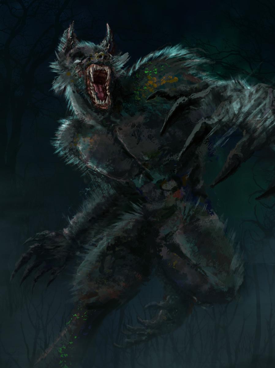 Alorah b werewolfconcept