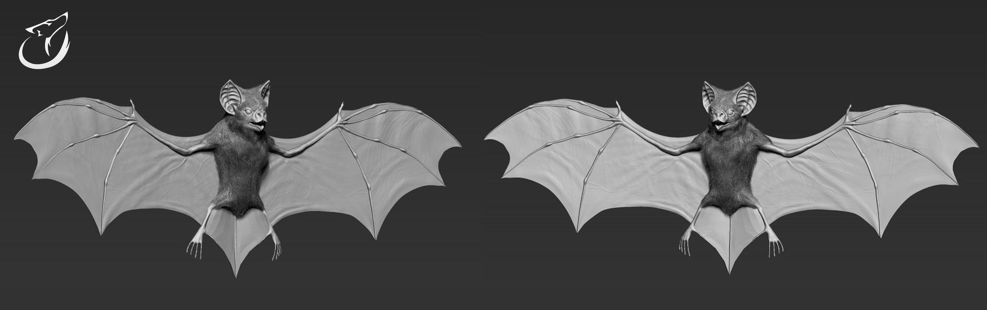 Andrew constantine bat zbrush