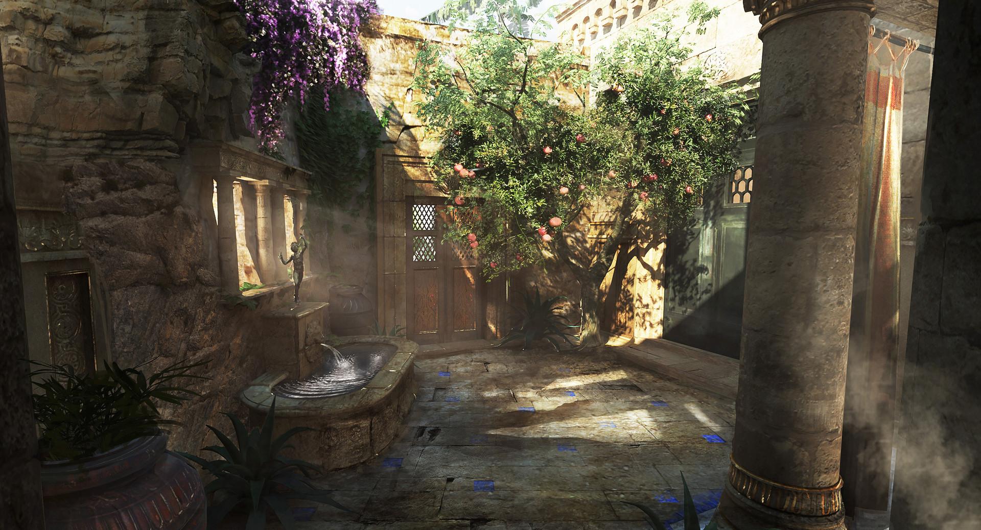 Armando savoia giardino 1