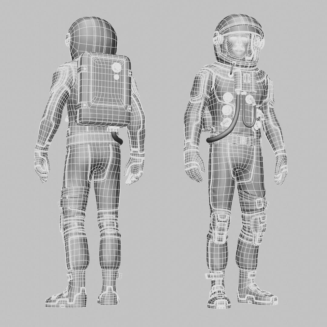 Lucas falcao lucas falcao austronaut suit wip20