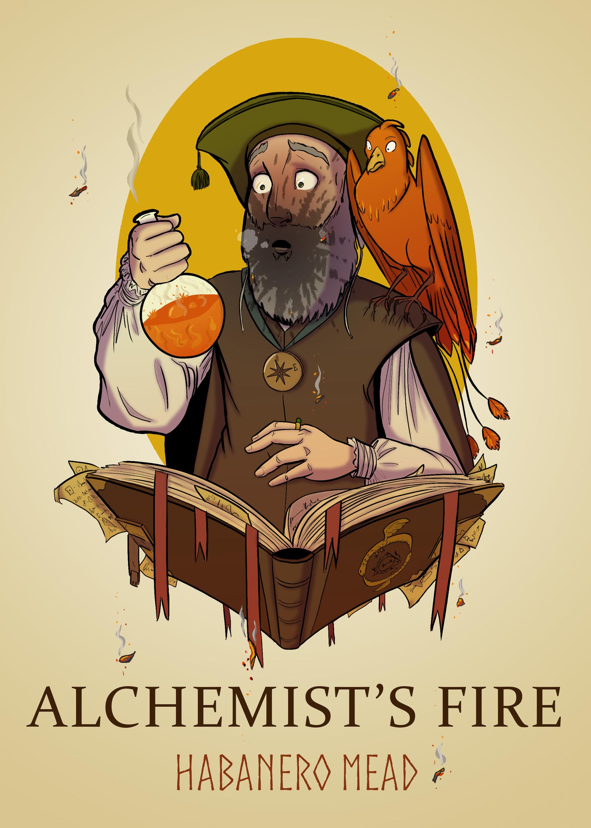 Jessica trevino alchemist