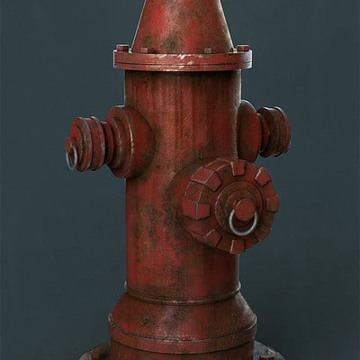 Ste flack fire hydrant