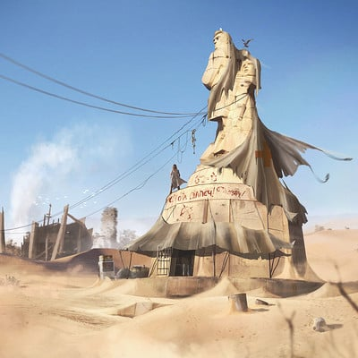 Ismail inceoglu desert hope panteon