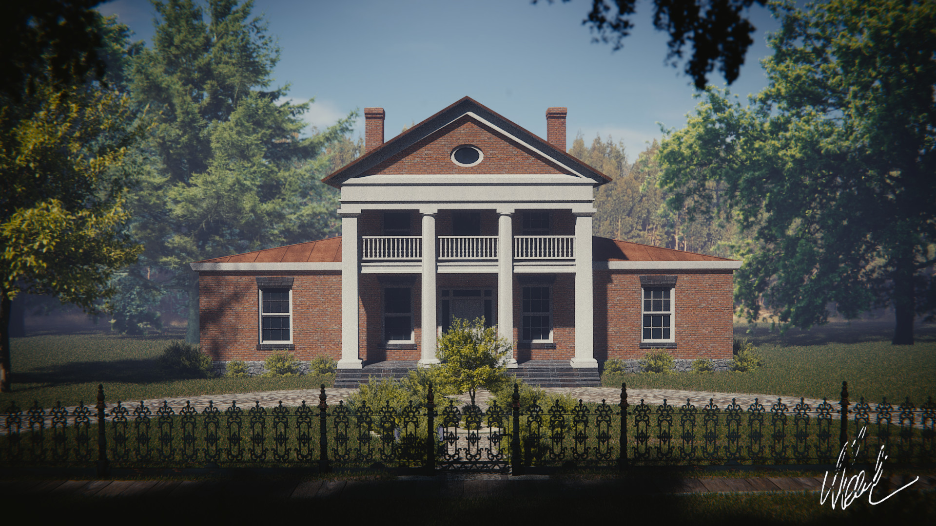 Upper Canada Mansion