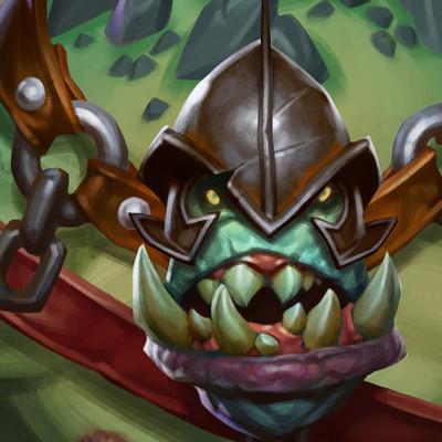 Alexander bocharov troll berserk logo
