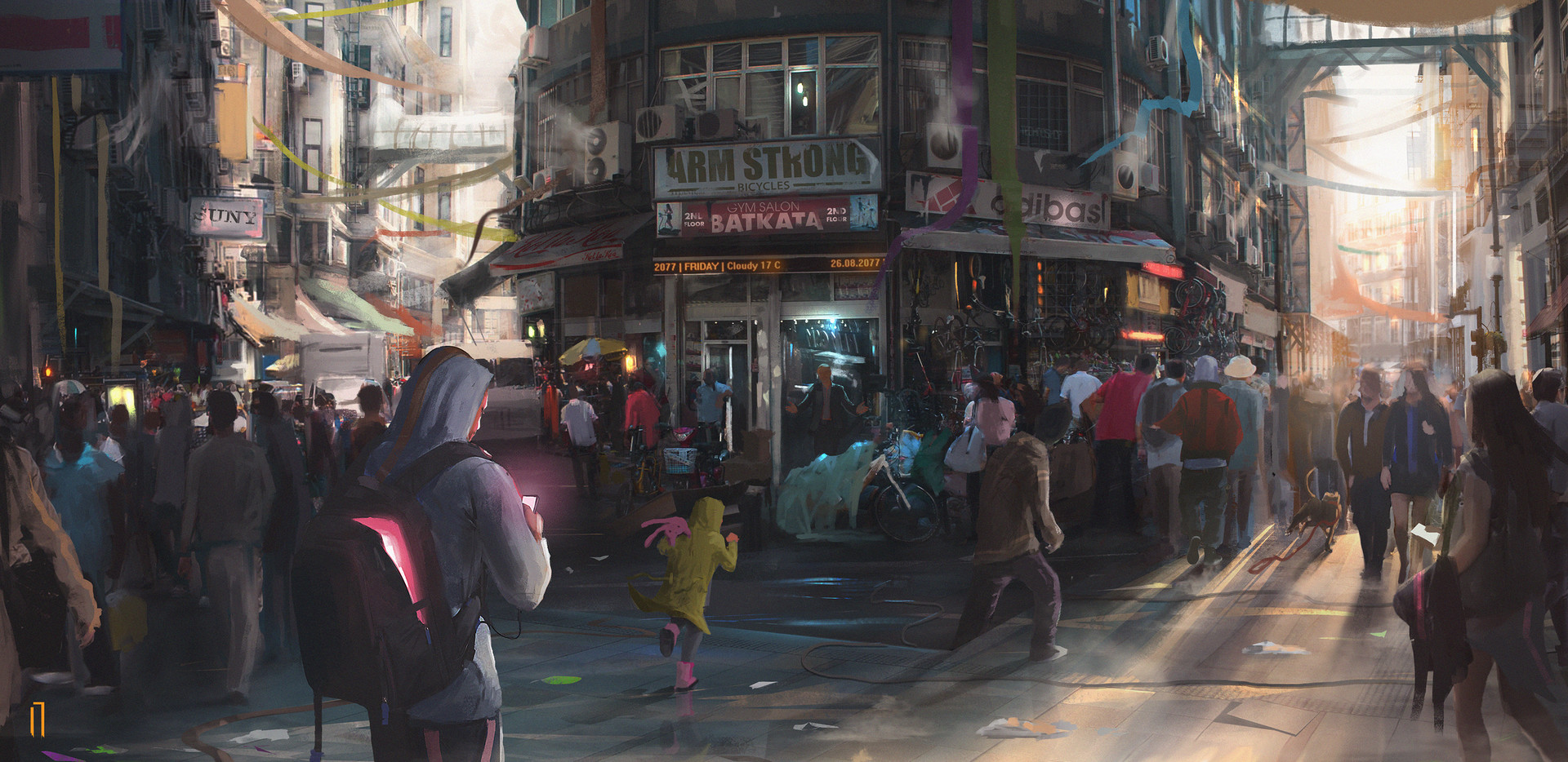 Ismail inceoglu busy afternoons