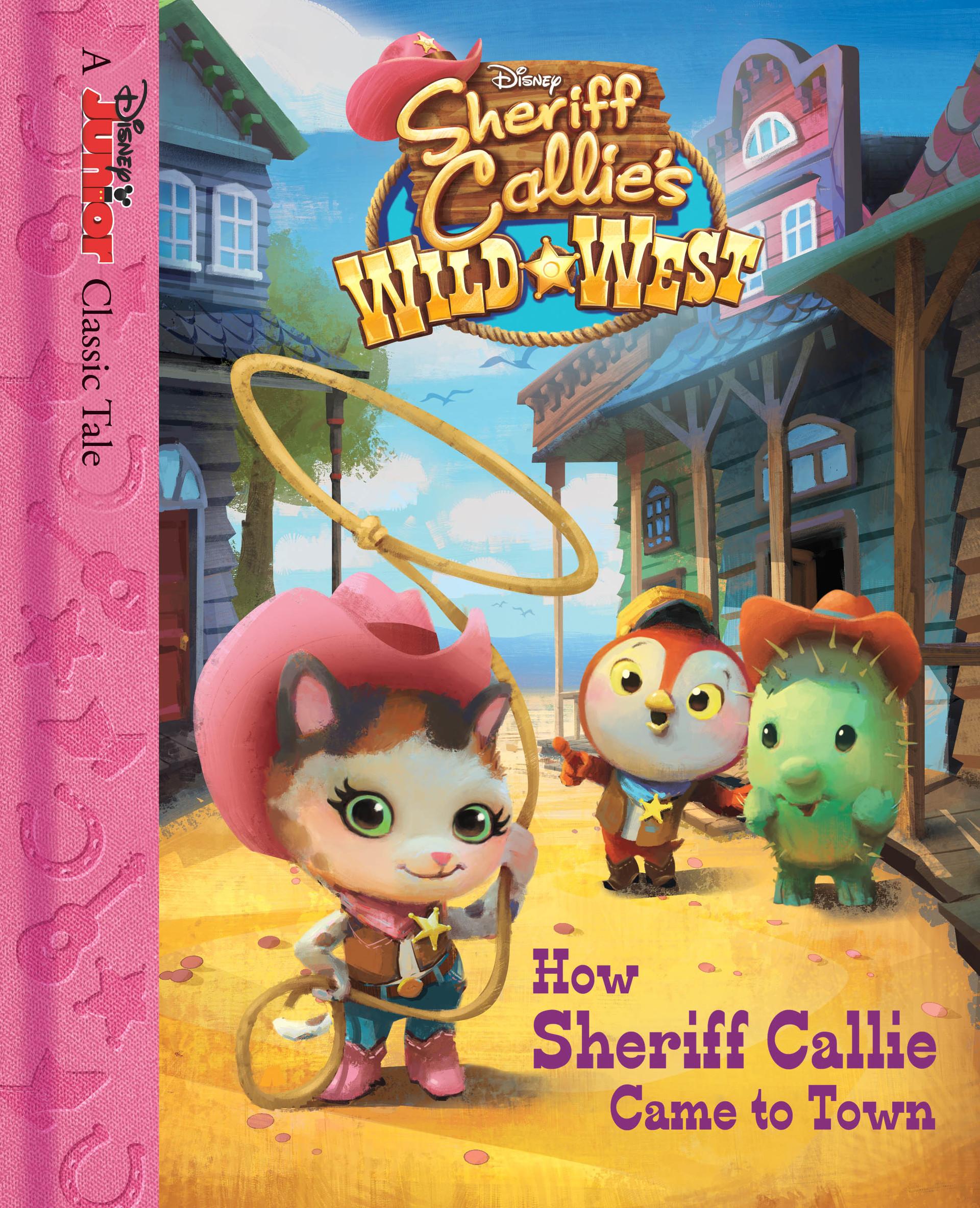 Marco Bucci Sheriff Callie S Wild West