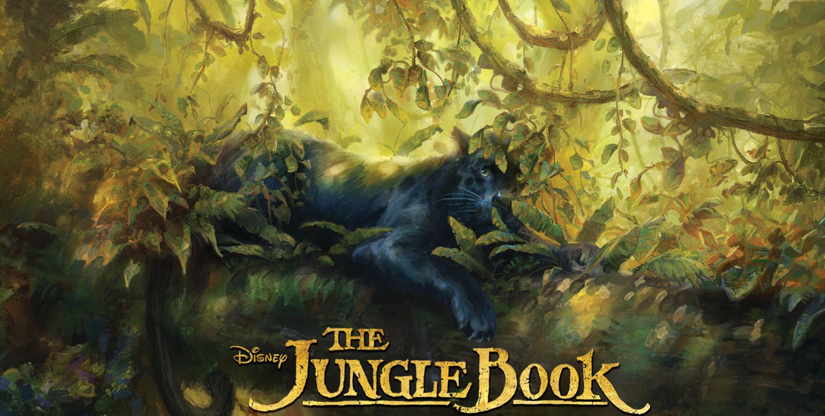 Marco Bucci Jungle Book
