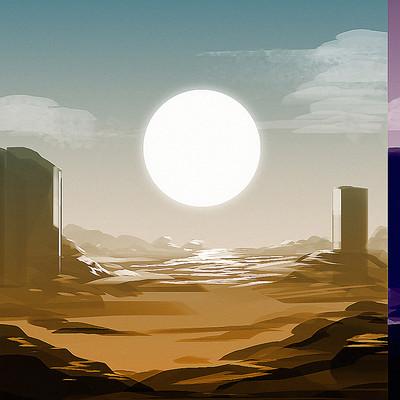 Benedick bana landscape color scheme