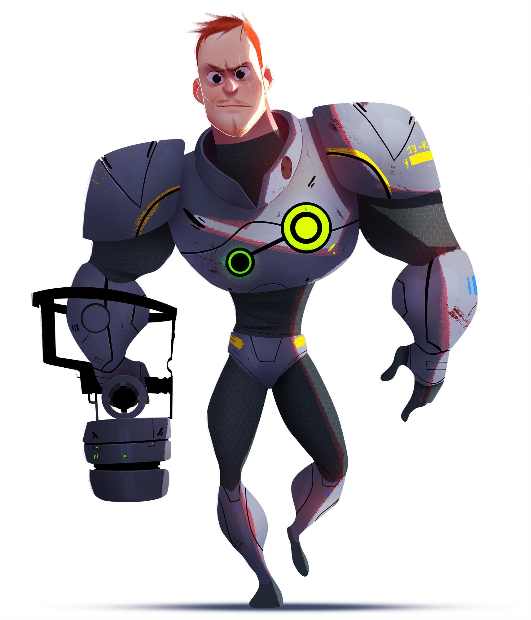 Rayner alencar sci fi guy