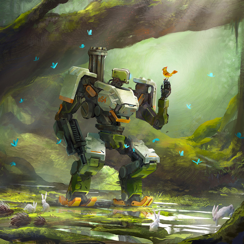 OVERWATCH : The Last Bastion