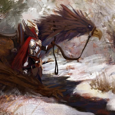 Sebastian horoszko 51 griphon rider