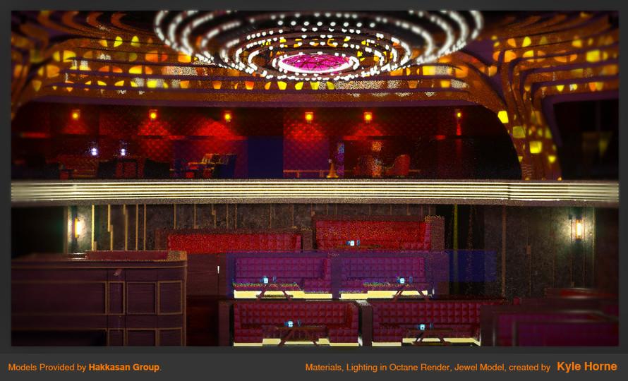 Jewel Nightclub Las Vegas
