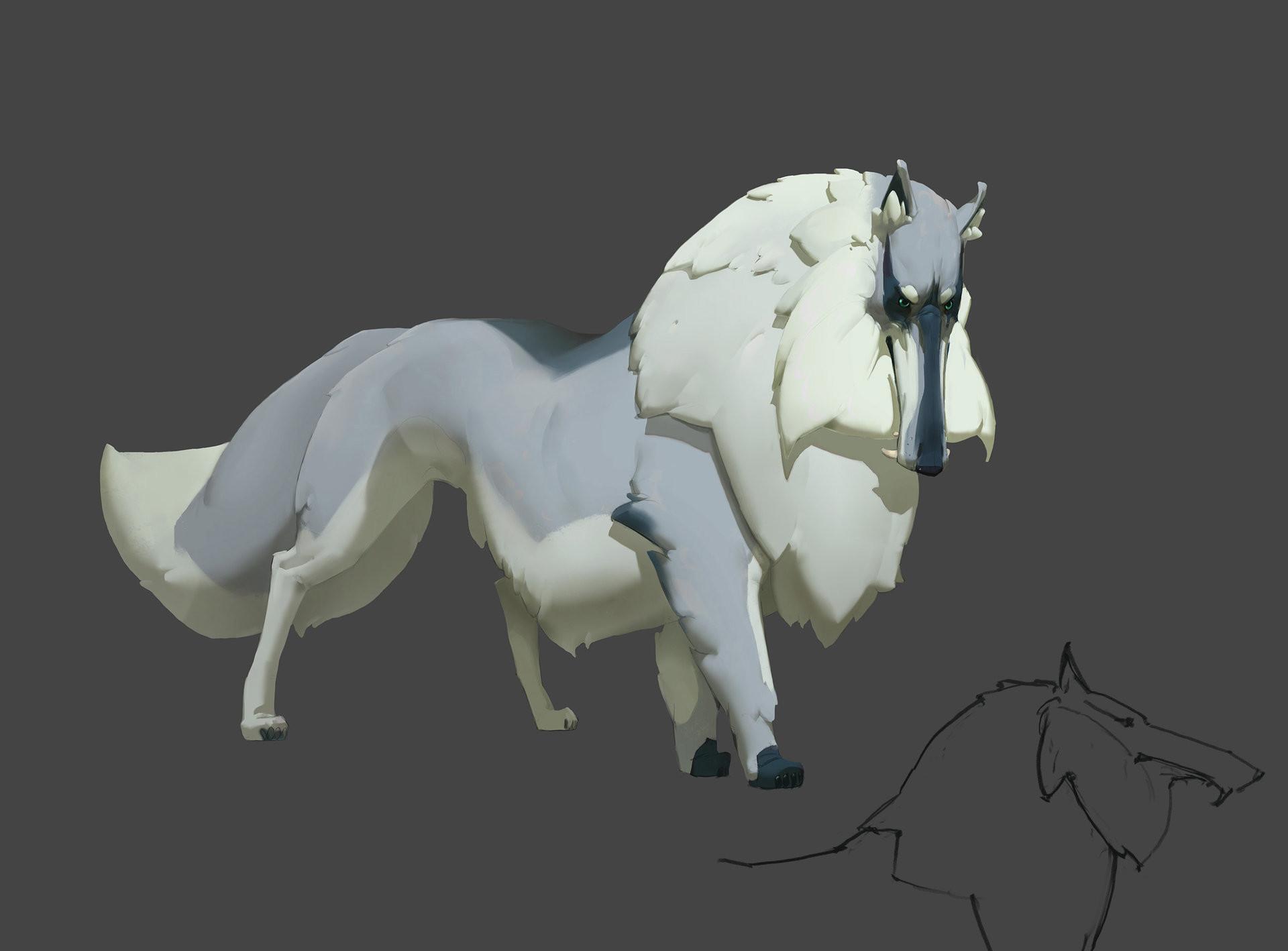 Mikhail rakhmatullin wolf 2 2