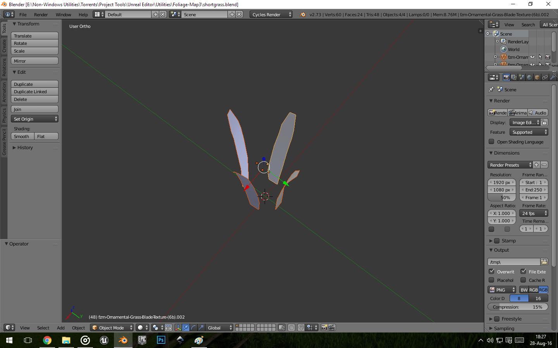 Short Grass Final Model