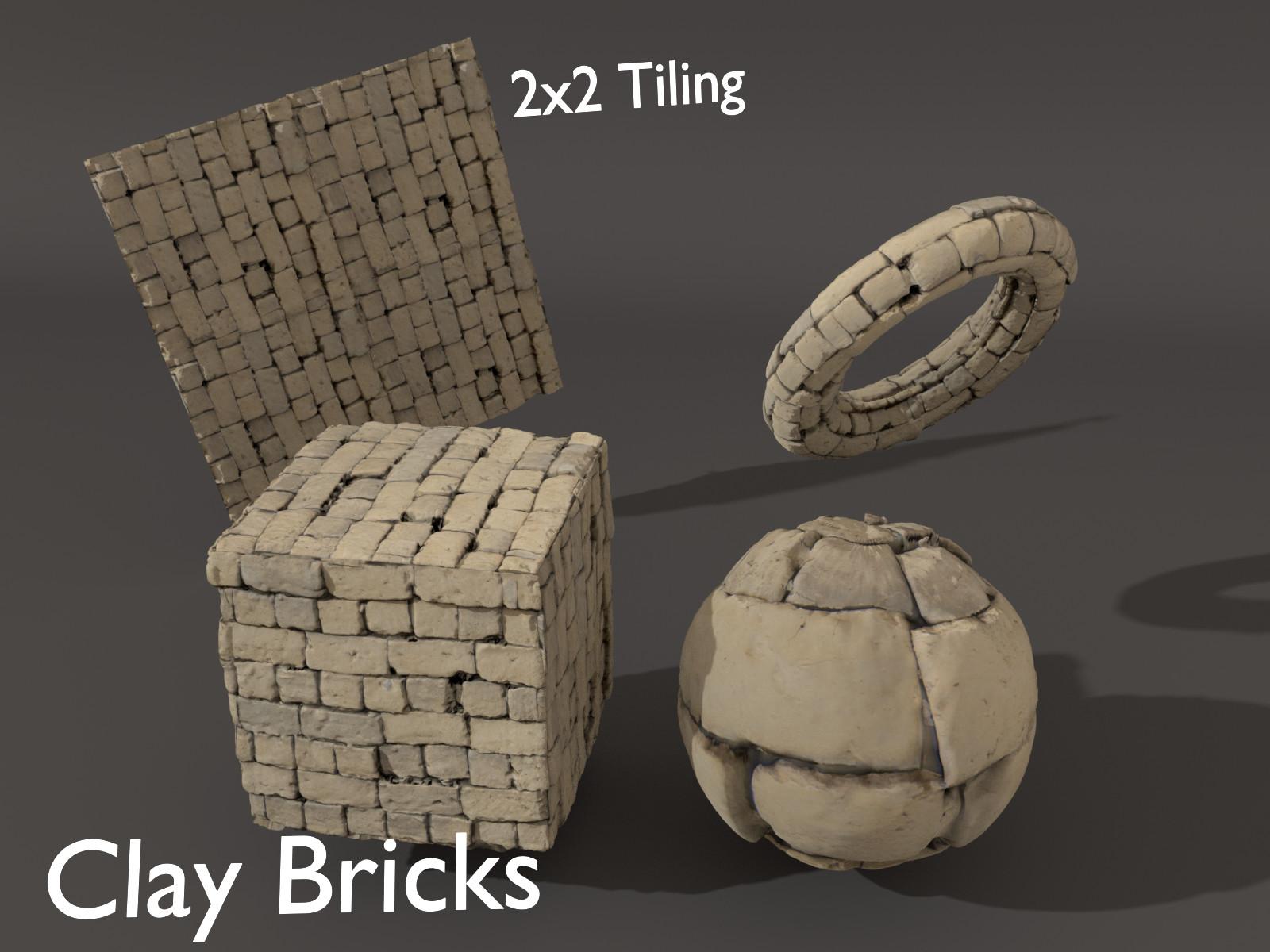 Sieben corgie claybricks p