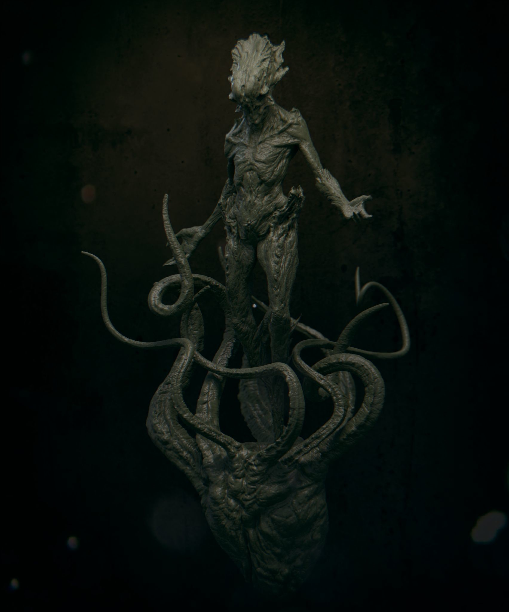 Daniel bystedt lovecraft monster 02