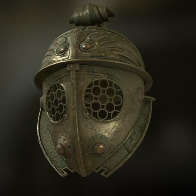 Boyd mckenzie helmet