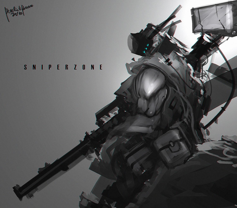 Benedick bana sniper2 lores