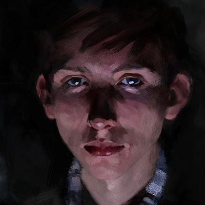 Martin guldbaek boy lightstudy