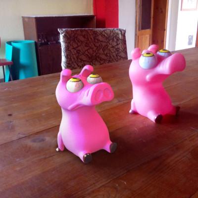 Atanas shopski pig toy final