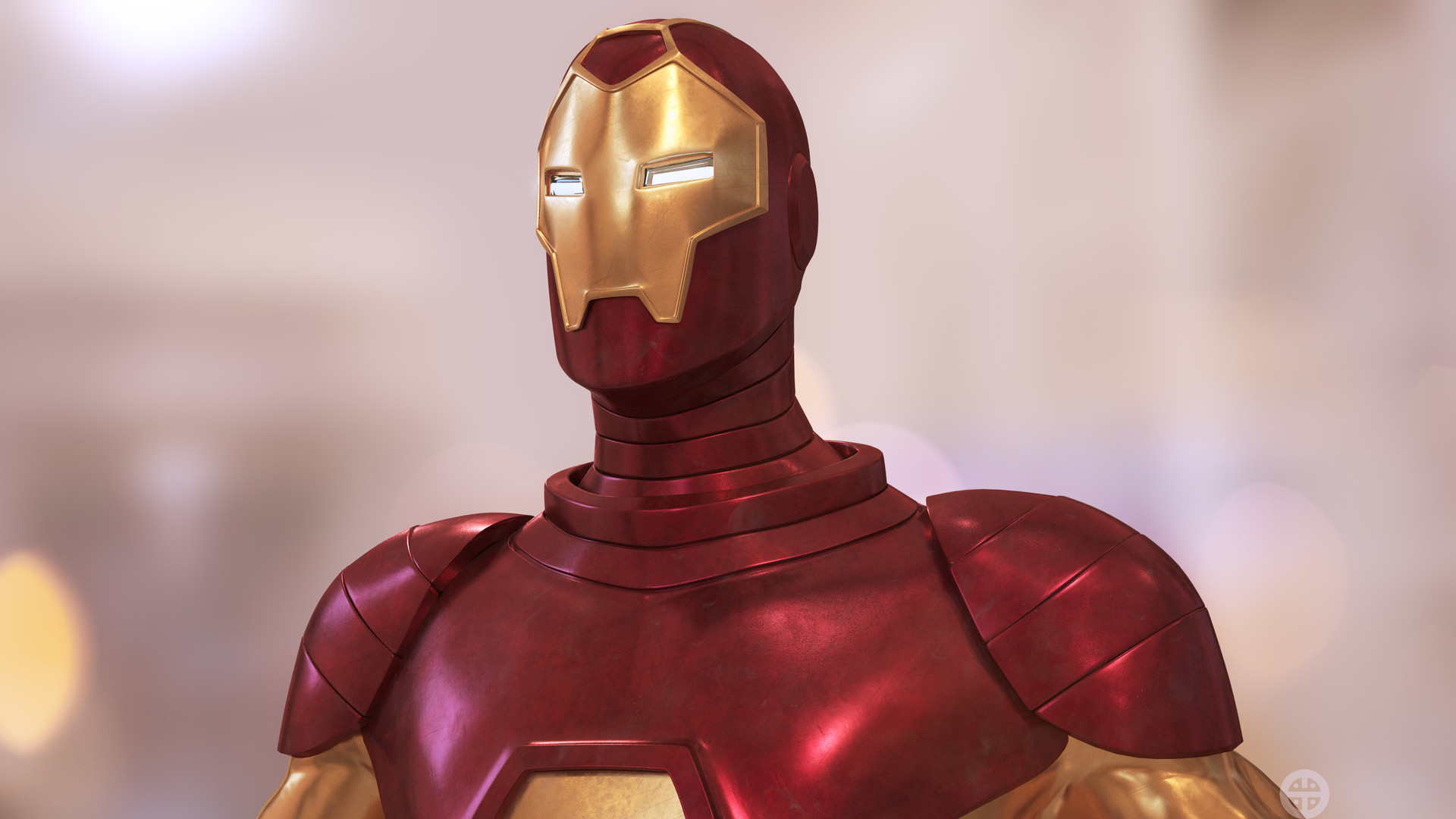 Oscar trejo ironman closeup