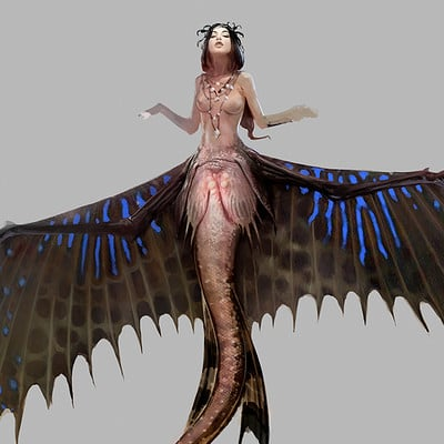 Bartlomiej gawel mermaid got