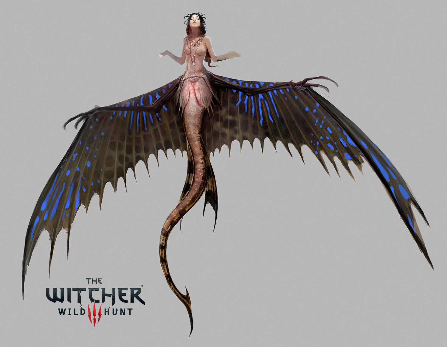 Mermaid The Witcher 3 Wild Hunt