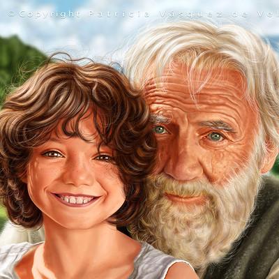 Patricia vasquez de velasco heidi y abuelo web color ok