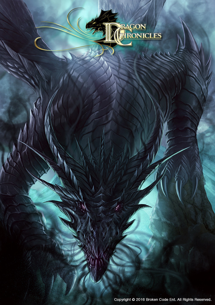 Dragon Chronicles - Shadow Dragon