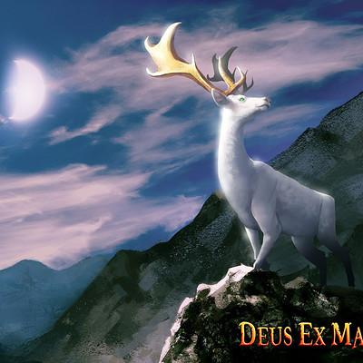 Michael katoglou deer 3 logo