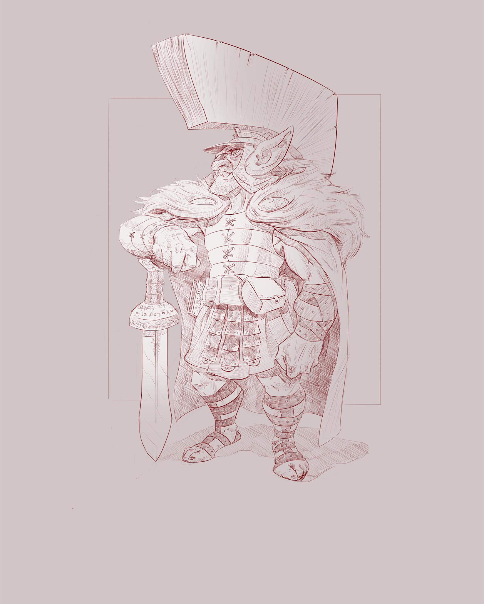 Ricardo coelho legionarygobelin2