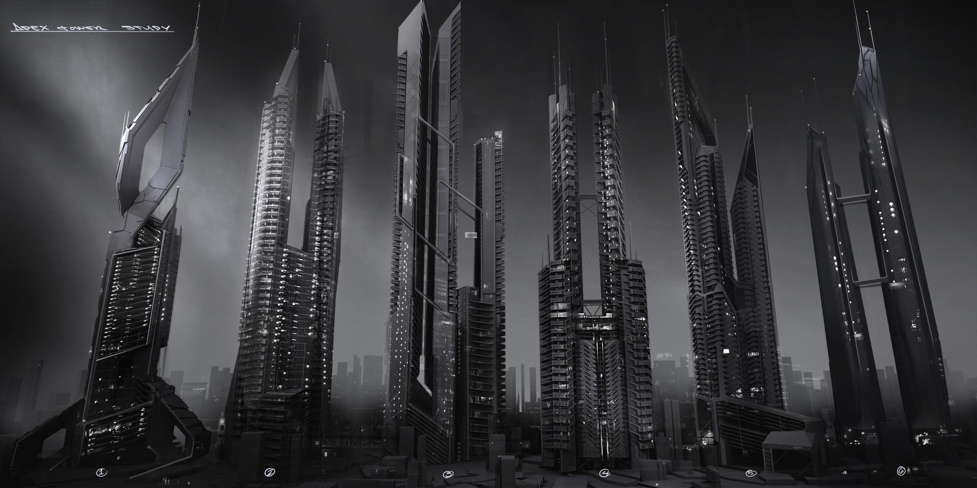Mathieu latour duhaime london apex tower study